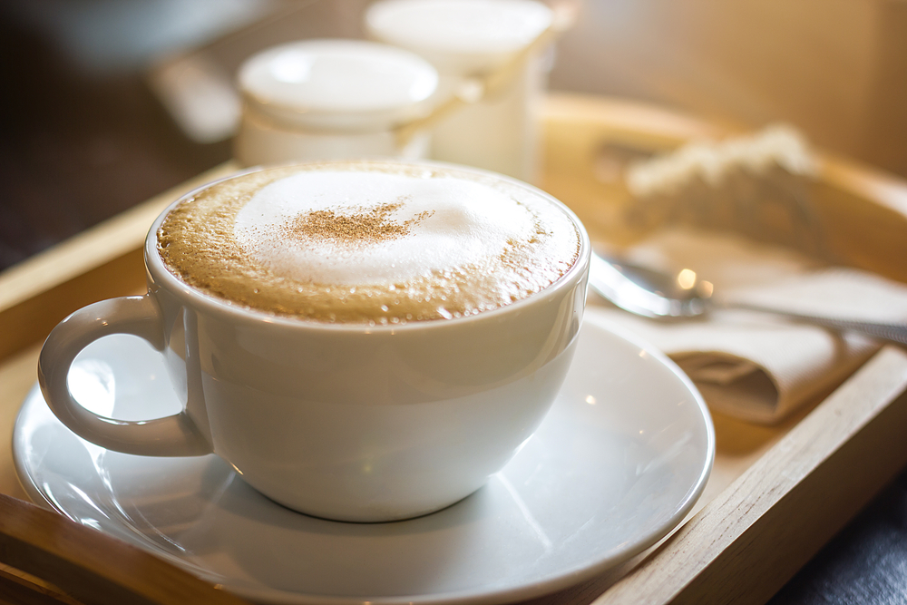 Where was the First Cappuccino Brewed?
