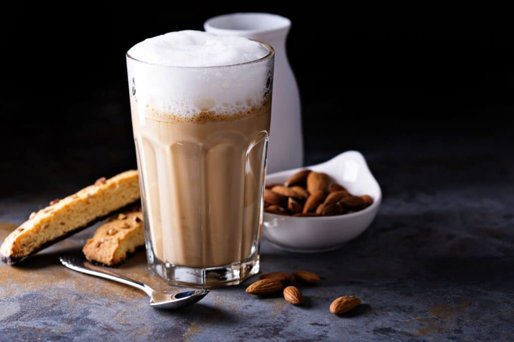 How To Froth Almond Milk